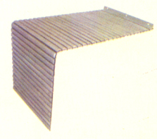 Metal Cladded ( Metal Covered ) Bellows
